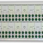 Пульт управления KZ-KB-L2 с индикацией состояний и аварий